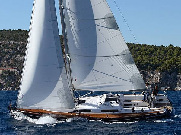 Salona 42 (Blue Lady II)